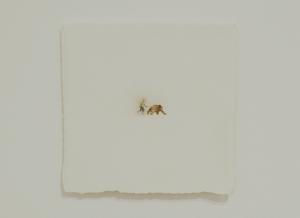 Shedding Life - watercolor & gouache, 30 x 30 cm, SOLD